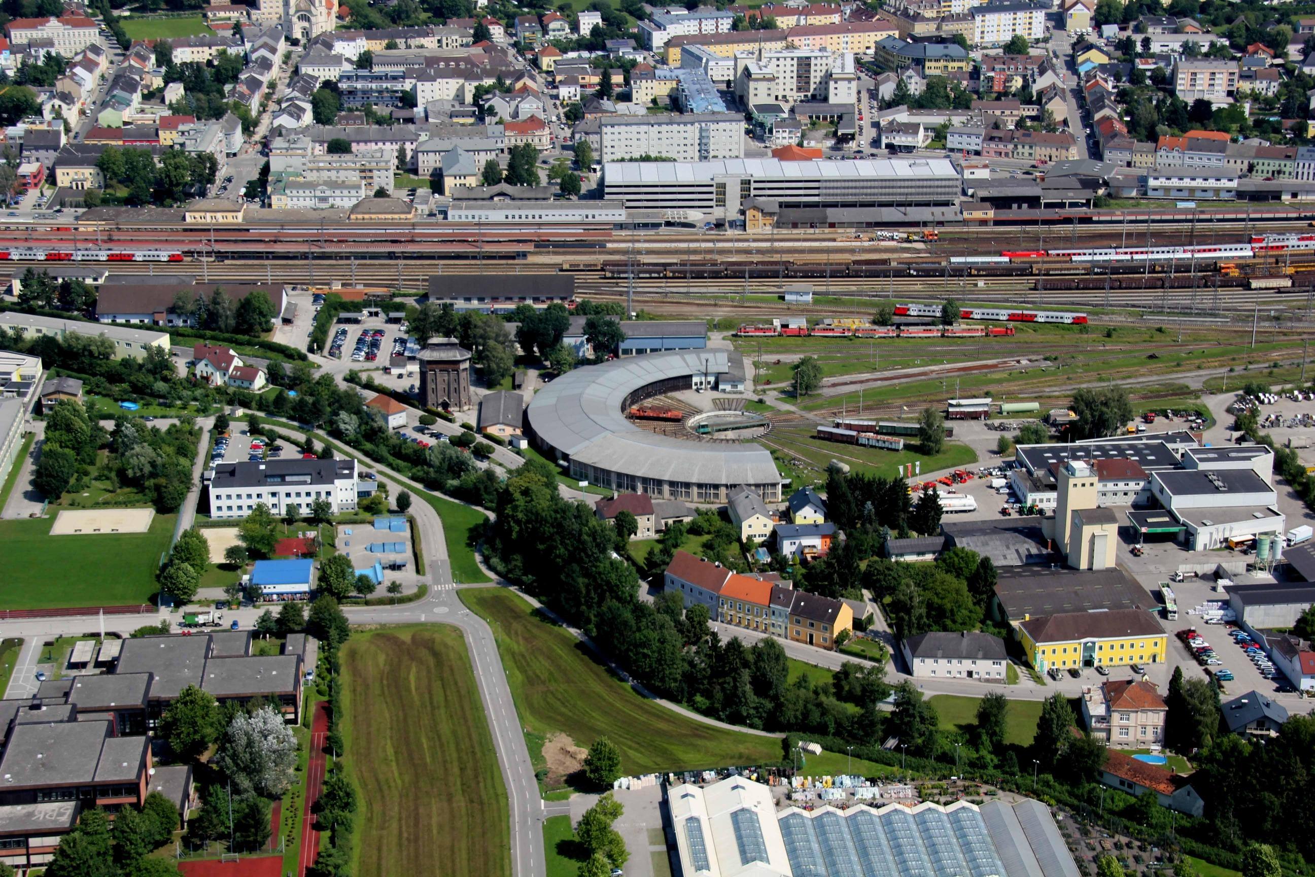 Stadtentwicklung Amstetten