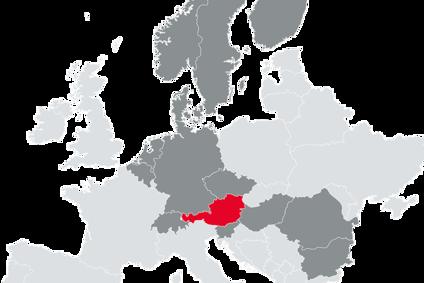 Austria, Belgium, Bulgaria, Czech Republic, Denmark, Finland, Lichtenstein, Germany, Hungary, Norway, Romania, Slovenia, Sweden, Switzerland, The Netherlands - Map of Europe with countries where the railpower box is used