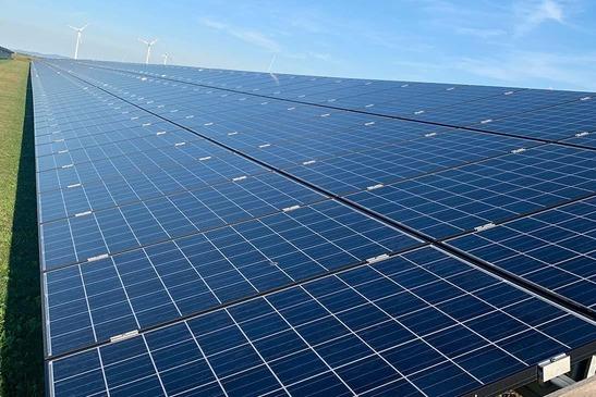 Photovoltaik-Anlage Wilfleinsdorf