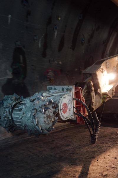 Tunnelbohrer