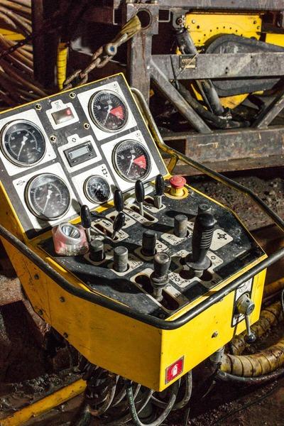 Steuerungsgerät von Maschine