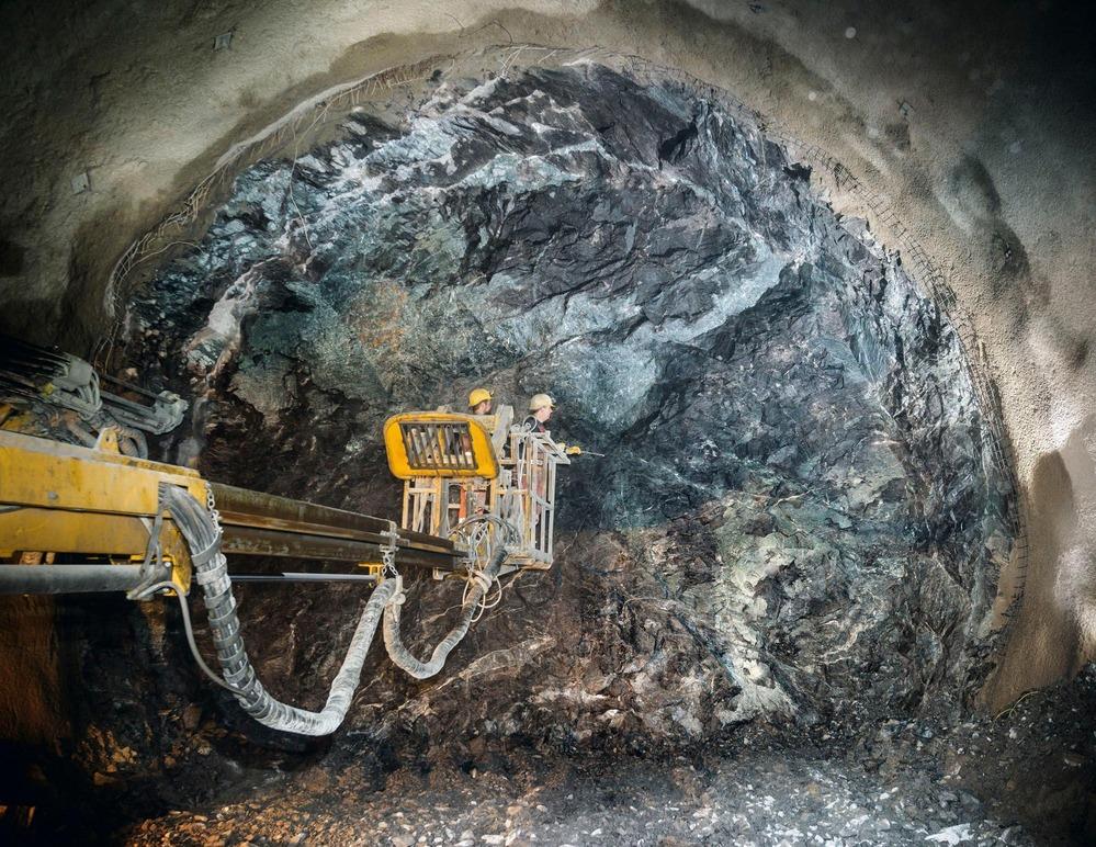 Tunnelbrust