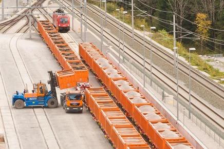 Anschlussbahn Spital am Pyhrn<br/>