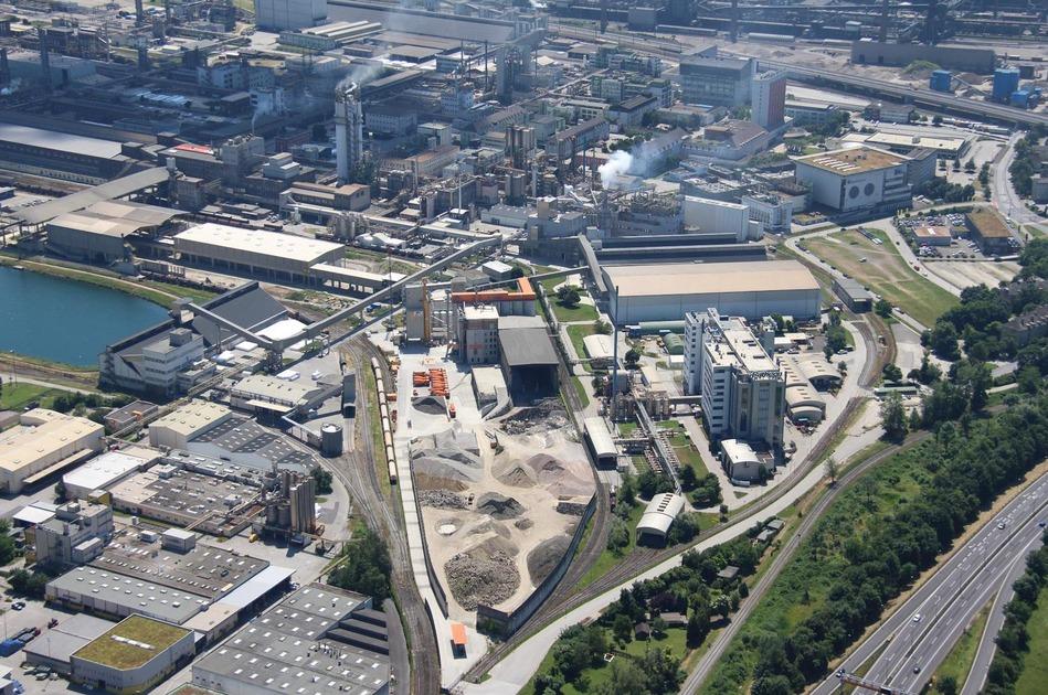 Zielbahnhof ist das Werk in Linz