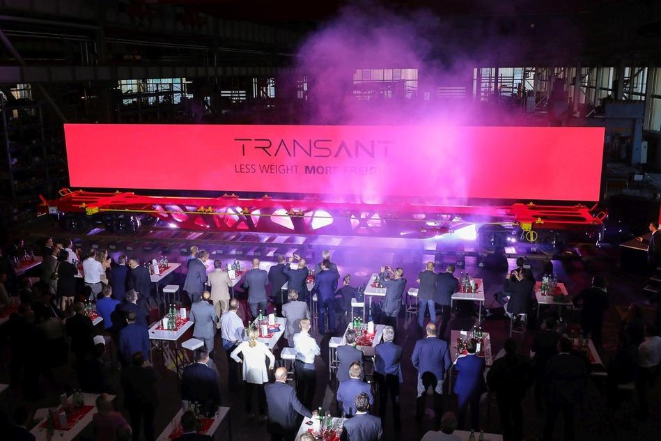 TransANT Product Launch