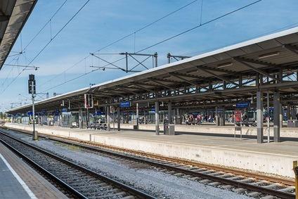 Bahnhof Wiener Neustadt