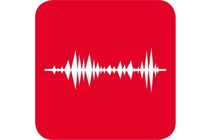 Grafik Schallausbreitung