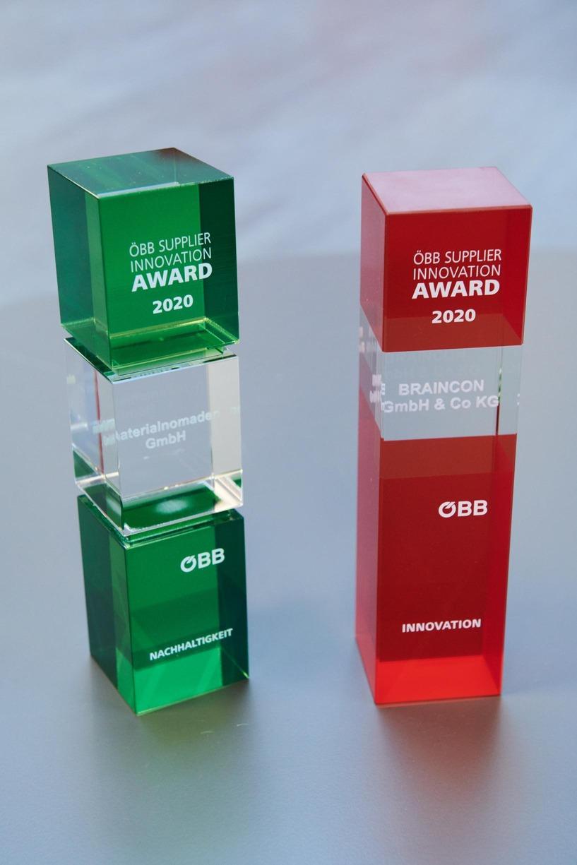 Supplier Innovation Award 2020