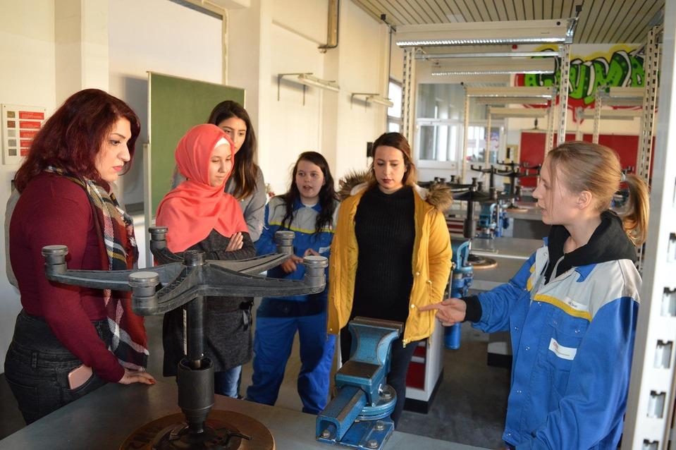 2. Infoveranstaltung für Frauen mit Fluchterfahrung