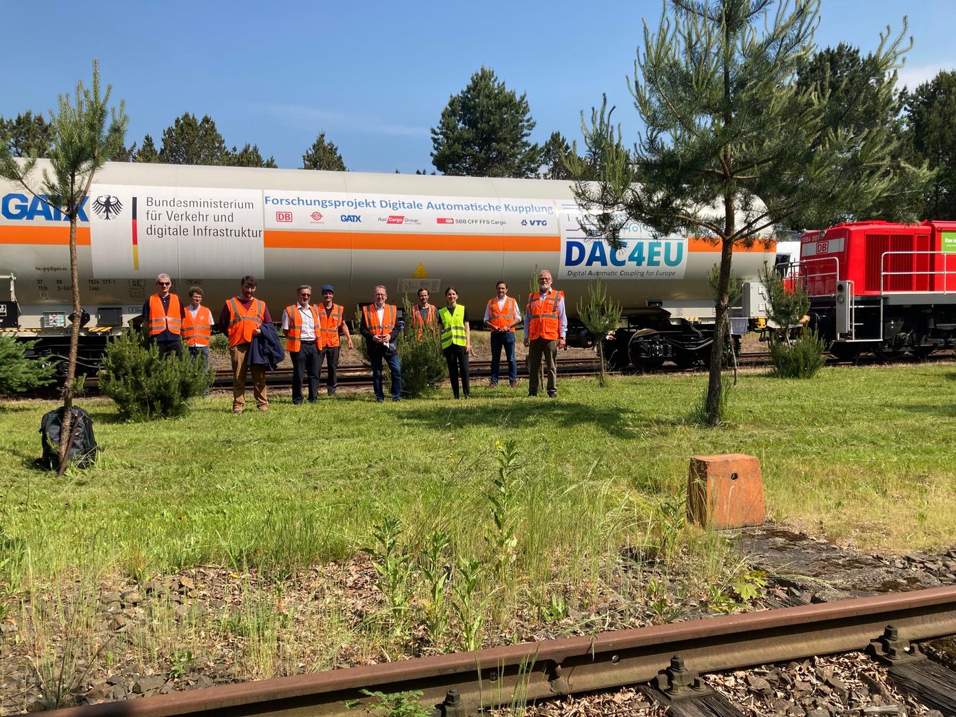 DAK-Testing in Görlitz