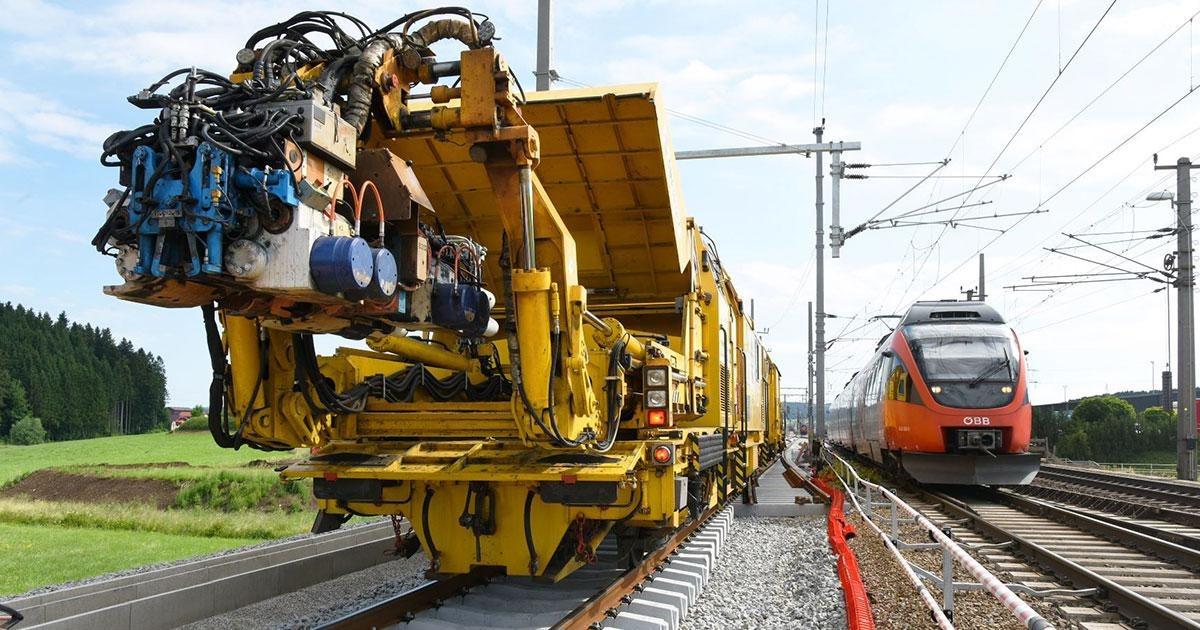 ÖBB: Mattigtalstrecke wird modernisiert – Schienenersatzverkehr