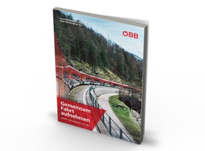 Cover vom Infrastruktur Geschäftsbericht 2020