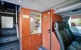 Intercitybus Bordküche