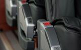 Intercitybus Sitznummern