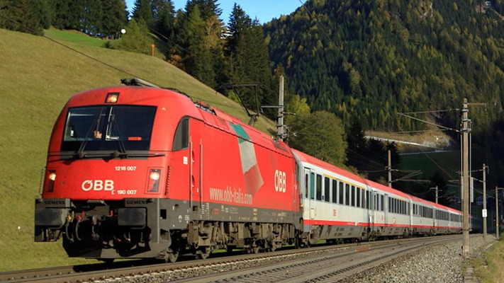 DB-ÖBB Eurocity