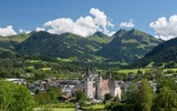 Ansicht von Kitzbühel