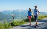 2 Wanderer in der Region Kitzbühel