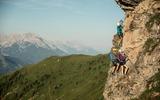 Klettersteig am Kitzbüheler Horn