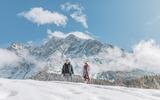 Schneewandern in der Tiroler Zugspitz Arena