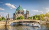 Berlin Boot auf der Spree