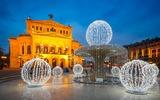 Frankfurt old opera