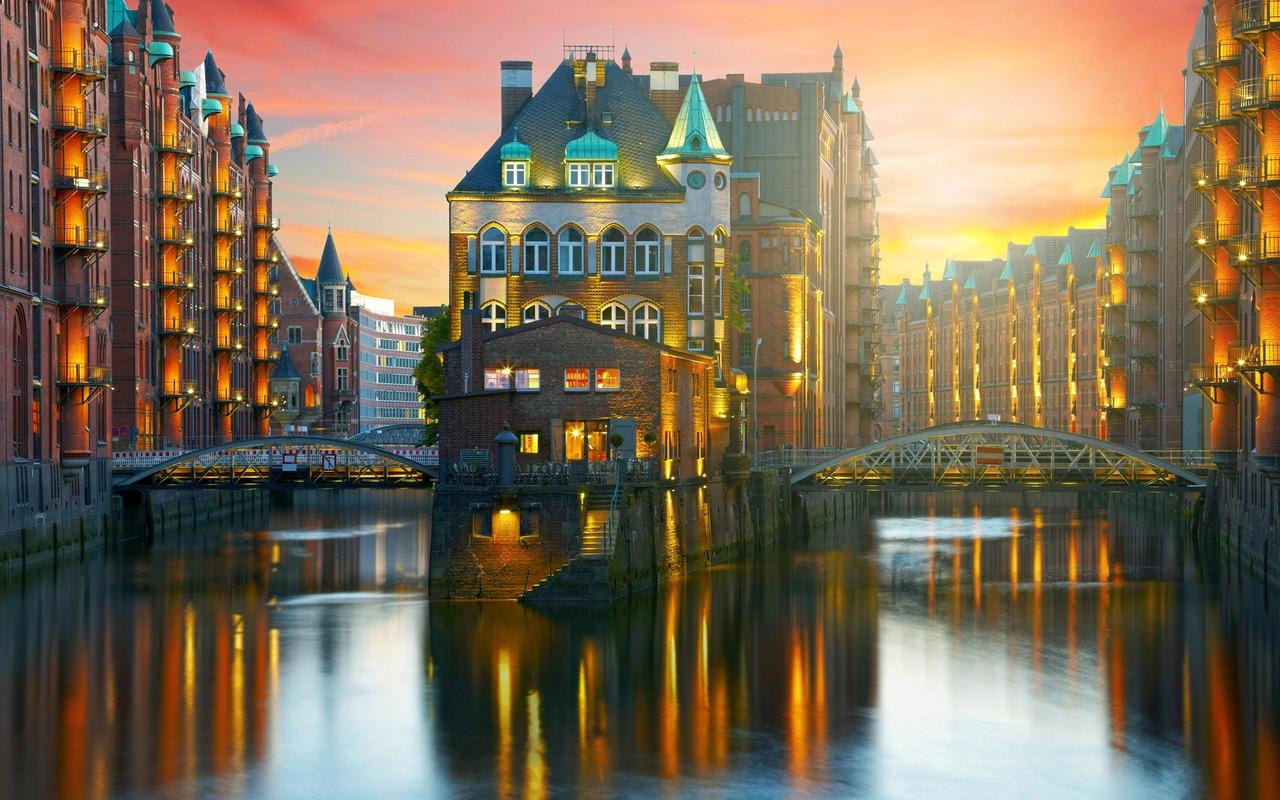 Hamburg Old storey