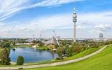 Olympisch Park van München