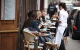 Typisch Frans koffiehuis