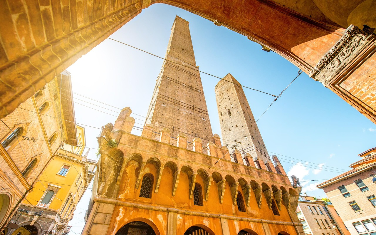 Bologna Türme
