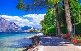 Gardasee Promenade