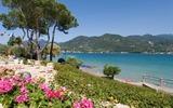 Gardasee pittoresker Uferbereich