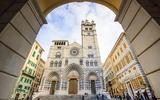 Kathedraal in Genua