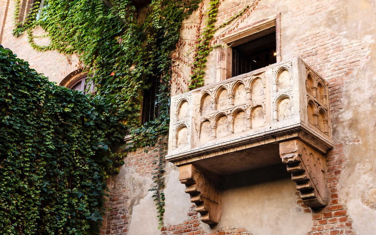 Verona Julia´s Balkon