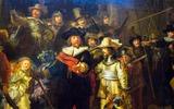 Pittura di Rembrandt