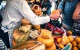 Mercato dei formaggi