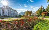 Salzburg Mirabell-tuinen
