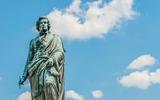 Statua di Mozart di Salisburgo