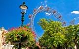 The Ferris Wheel in Vienna