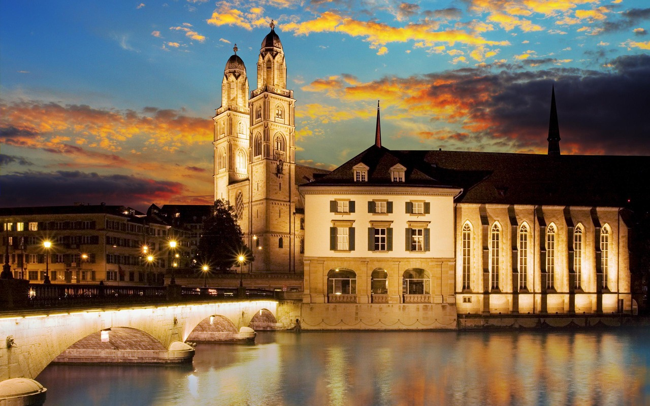 Zürich Grossmunster