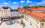 Stadtzentrum von Bratislava