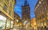 """Prague """"Pulverturm"""""""
