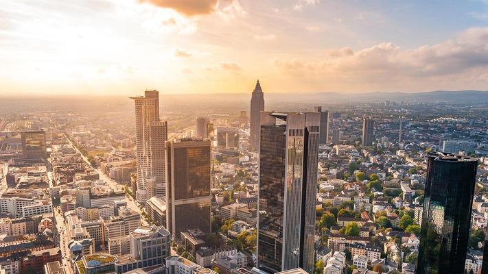 Frankfurt Mainhatten