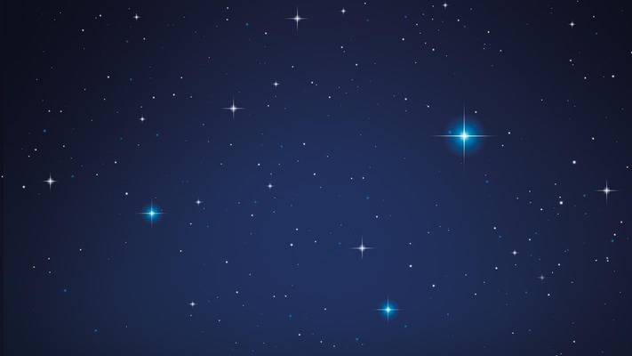 Nightjet cielo notturno