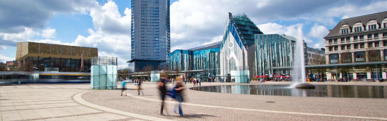 Leipziger Augustplatz