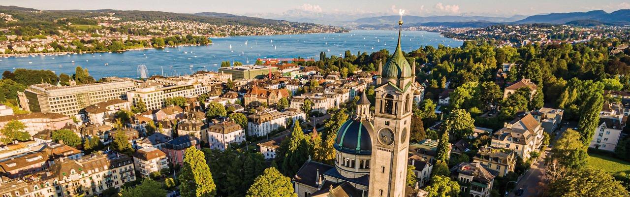 Kirche Enge in Zürich
