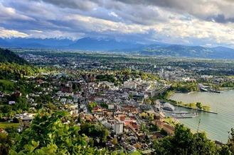 Bregenz Panorama