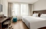Dreibettzimmer im Hotel NH City Centre Amsterdam