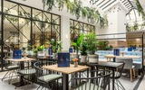 Restaurant im Hotel NH City Centre Amsterdam
