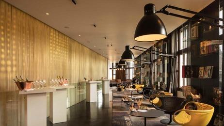 Art'Otel Amsterdam Lounge