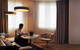 Hotel Pullman Brüssel Zimmer